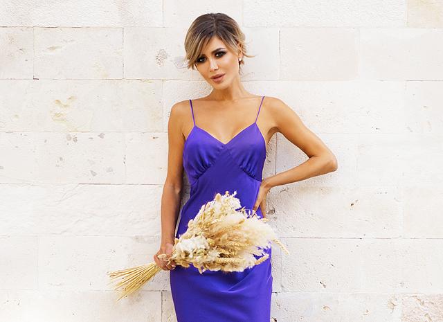 Фиолетовая пудра: лукбук новой коллекции Bella Potemkina